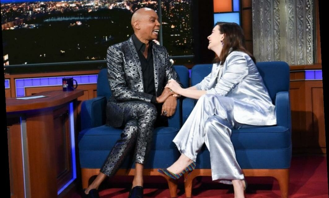 Who Are Anne Hathaway's Favorite 'RuPaul's Drag Race' Contestants?