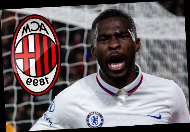 Chelsea ace Fikayo Tomori's AC Milan loan transfer set to be finalised after 'clubs reach agreement'