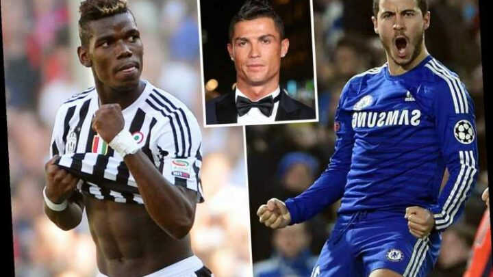 Cristiano Ronaldo named his top five young superstars to watch for in 2015… but where are they all now? – The Sun