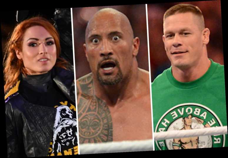 The Rock and John Cena mentored WWE star Becky Lynch for Hollywood career after she was offered role in Billions – The Sun