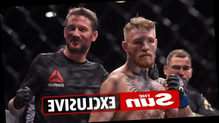Conor McGregor the best version of himself ahead of UFC 257 rematch with Dustin Poirier on Fight Island, says coach