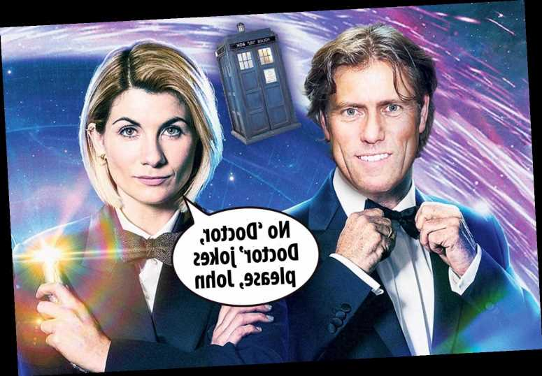 Comedian John Bishop joins Doctor Who cast as Time Lord's latest companion