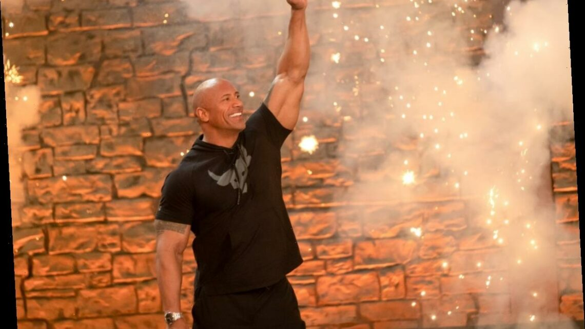 The Rock Was Not Dwayne Johnson's First Nickname — Here's the Embarrassing Nickname He Had Before