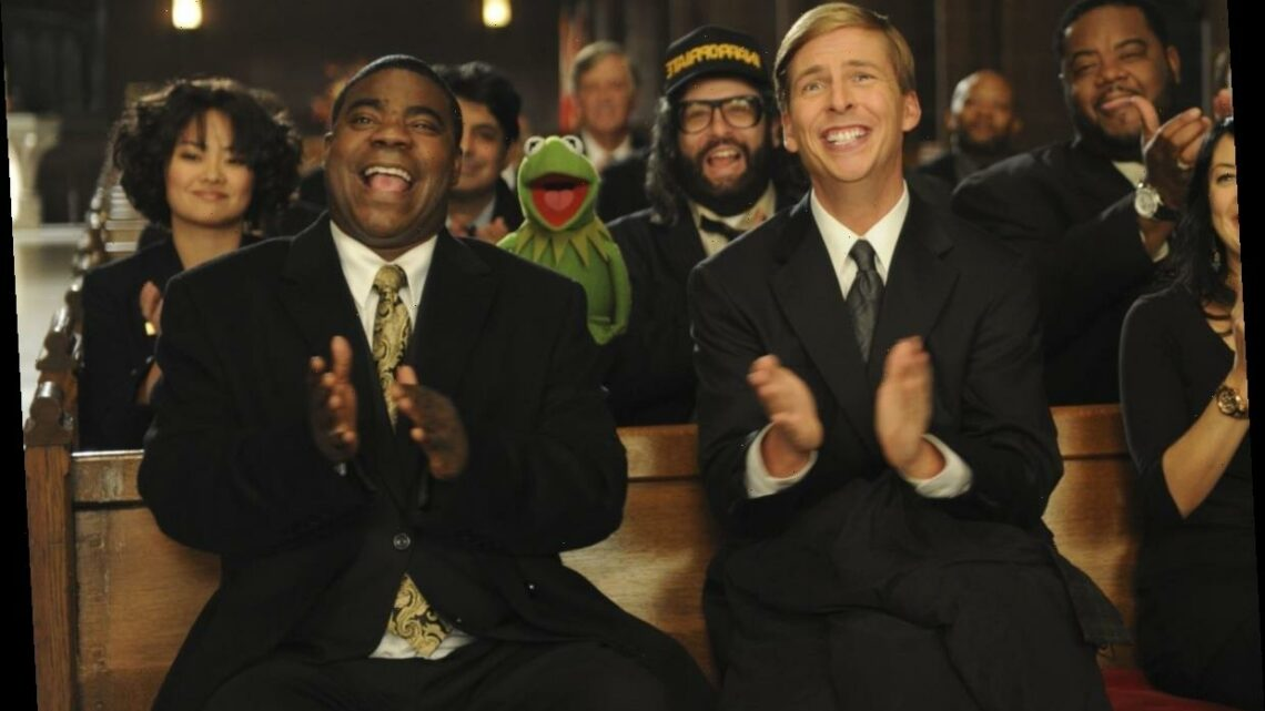 '30 Rock': Tracy Morgan Improvised Constantly to Keep the Job 'Fun'