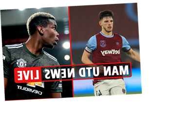4pm Man Utd transfer news LIVE: Paul Pogba to 'leave in summer', Declan Rice LATEST, Neville defends Ole on Liverpool