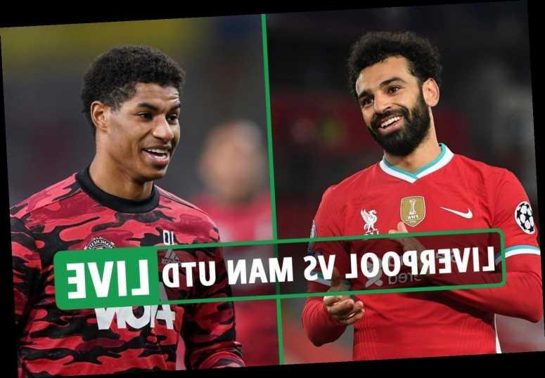 Liverpool vs Man Utd: Live stream, TV channel, team news and kick-off time – Premier League latest updates