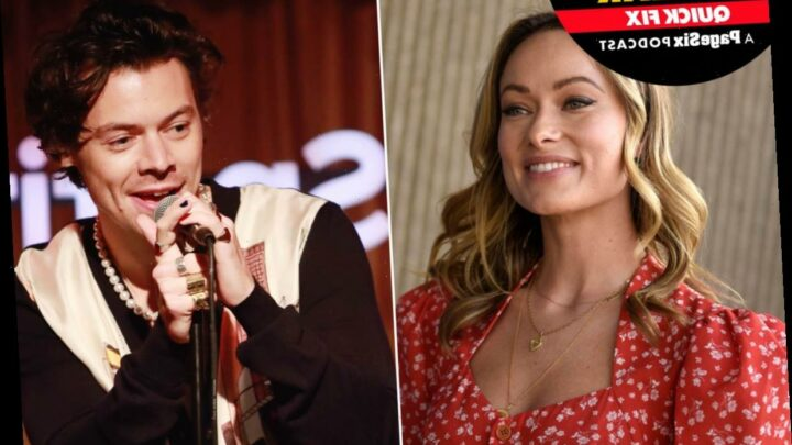 Olivia Wilde and Harry Styles are a couple, plus Tanya Roberts' 'death' mixup and Emma Stone is expecting