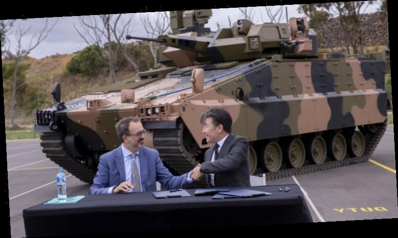 Victoria and Korean manufacturer fight Queensland for $27b defence contract