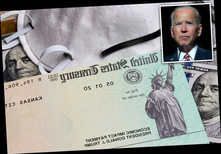 Biden vows $2,000 stimulus checks will be sent out 'immediately' if Dems win Georgia Senate race