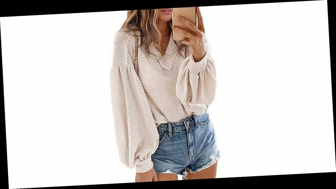 This Airy Sweater Makes Getting Dressed a Breeze