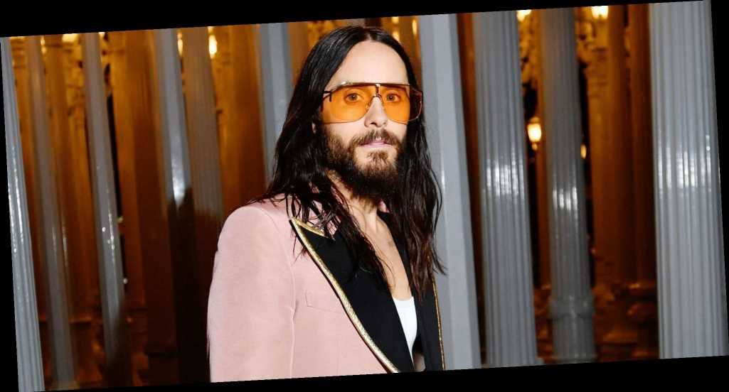 Jared Leto explains why he initially had no idea there was a pandemic