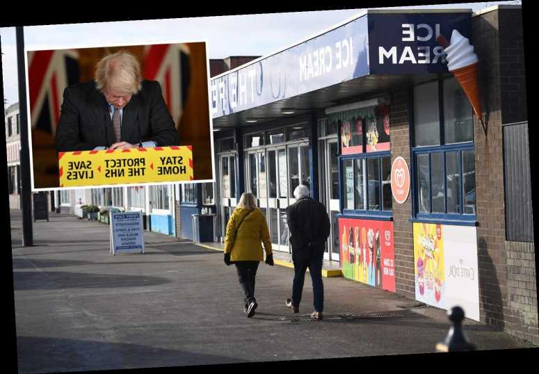 Boris Johnson wants lockdown exercise rules relaxed but gyms and shops could stay shut until April