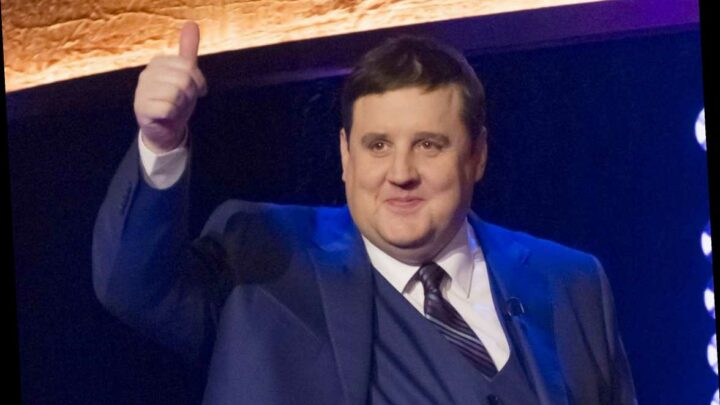 Peter Kay returns to the spotlight with rare appearance on Cat Deeley's radio show