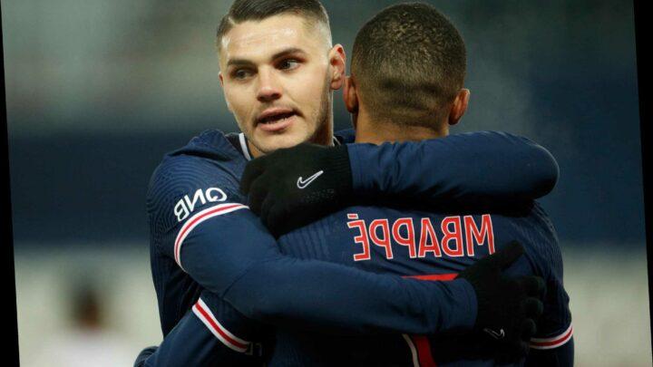 Watch Kylian Mbappe's stunning assist as Mauricio Pochettino gets first win as PSG boss