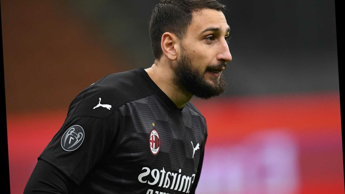 Chelsea blow in transfer hunt for AC Milan keeper Gianluigi Donnarumma as Serie A giants reveal new contract talks