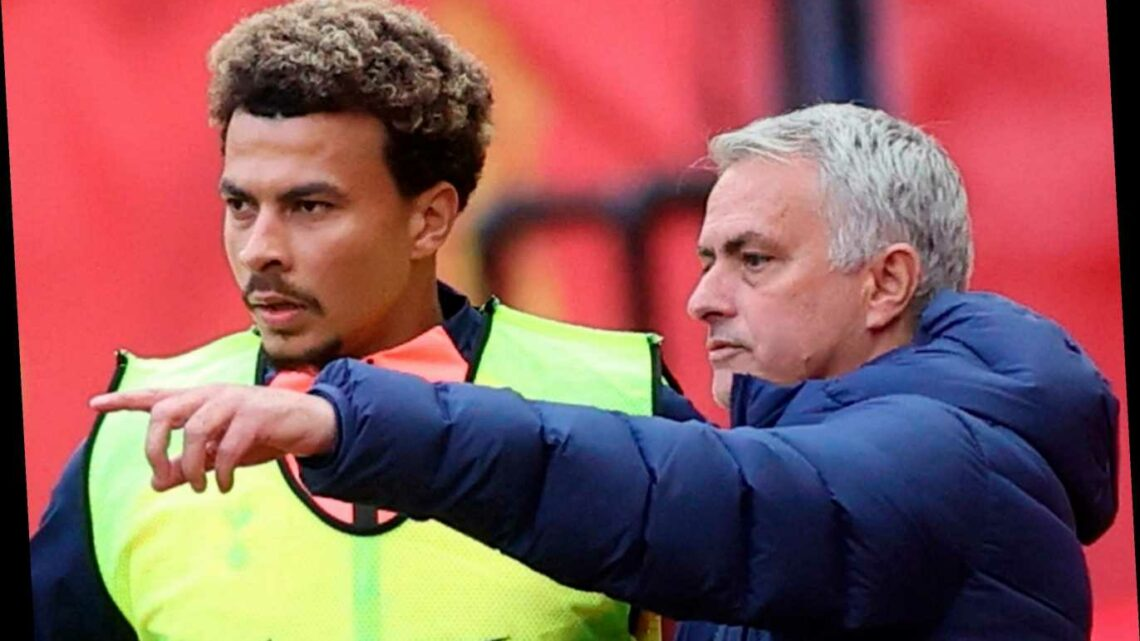 Jose Mourinho does NOT expect Dele Alli to quit Tottenham this transfer window as PSG make loan bid for midfielder