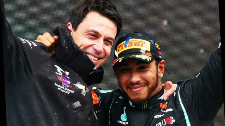 Lewis Hamilton to sign £40m Mercedes deal 'soon' insists Toto Wolff – but rules out three-year contract for F1 star
