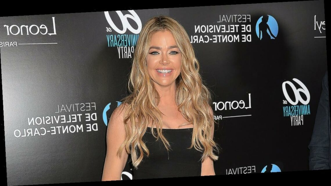 Denise Richards Uses This 'Love Frequency' Tool Whenever She Feels Stressed