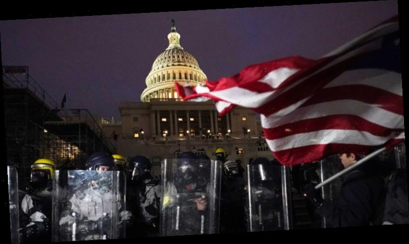 Selfie-snapping Capitol Hill rioters could be charged with sedition