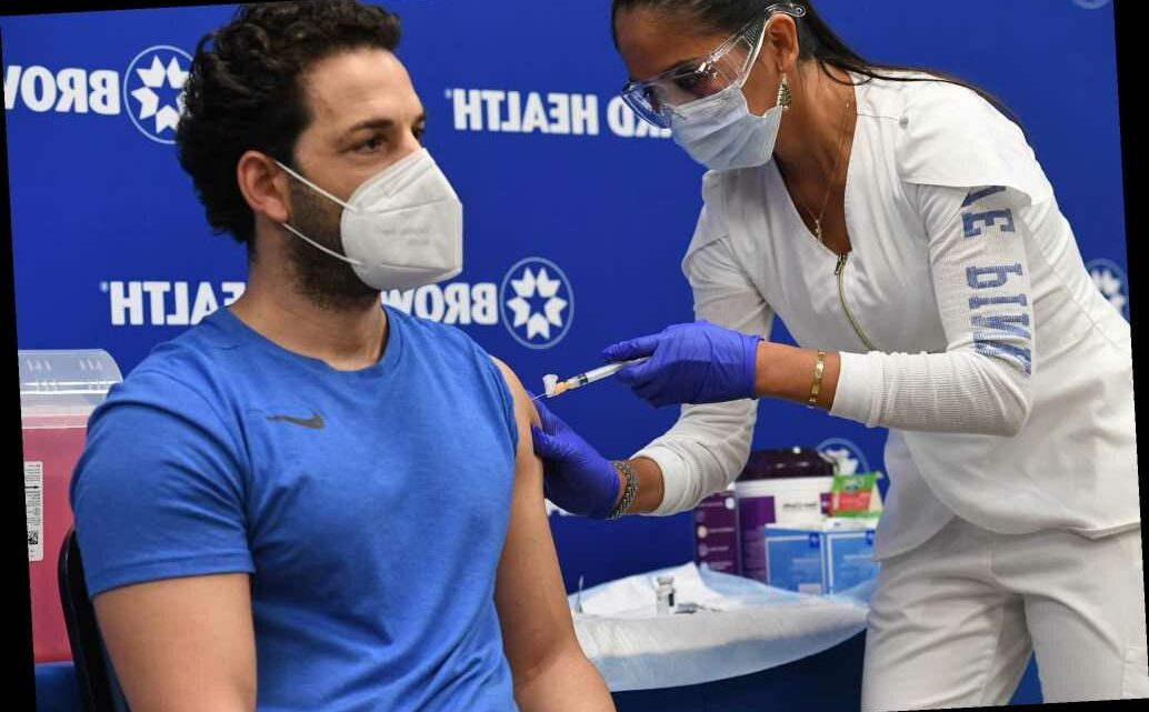 New York lagging behind Florida in administering coronavirus vaccines