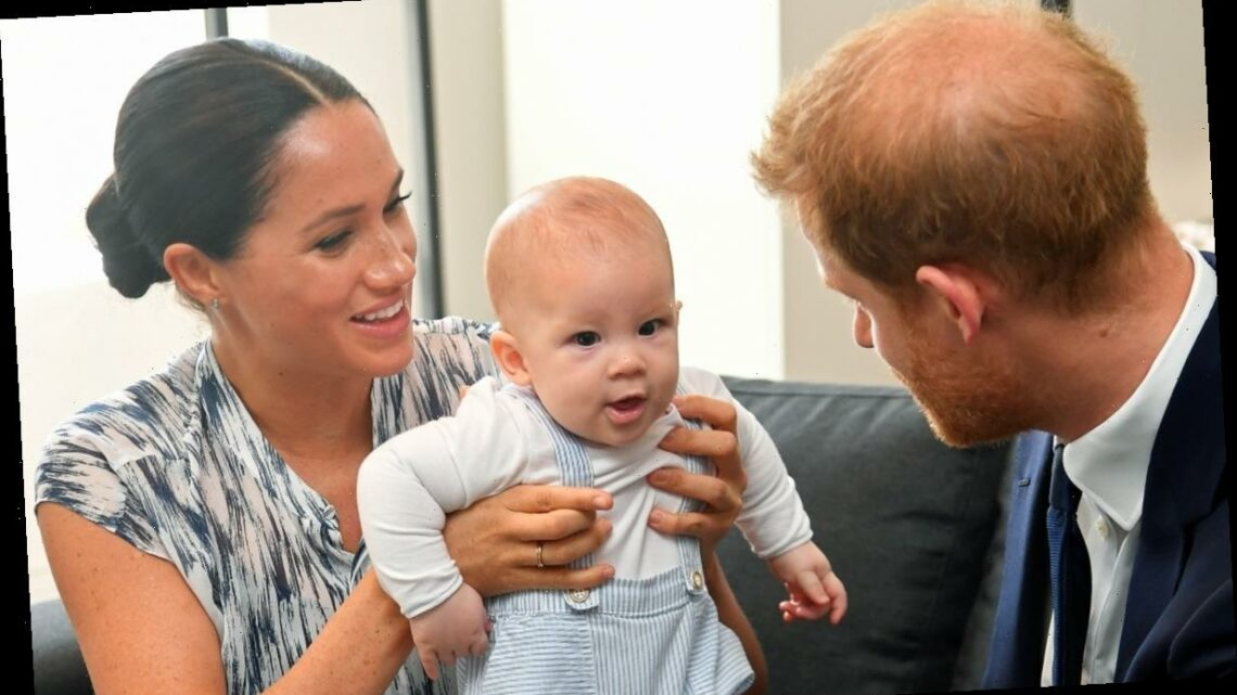 Meghan Markle makes change to Archie's birth certificate, altering her name to 'Her Royal Highness the Duchess of Sussex'