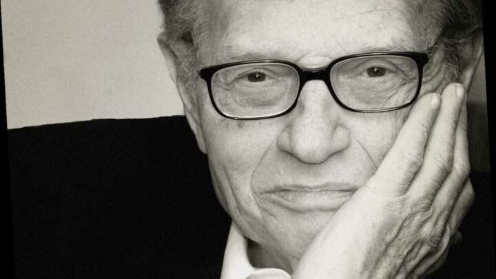 Larry King's Son Larry Jr. Opens Up About His 'Loyal and Kind' Dad: 'He Had an Indomitable Spirit'