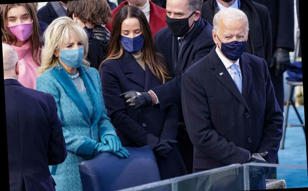 #NotMyPresident trends on Twitter during Biden inauguration