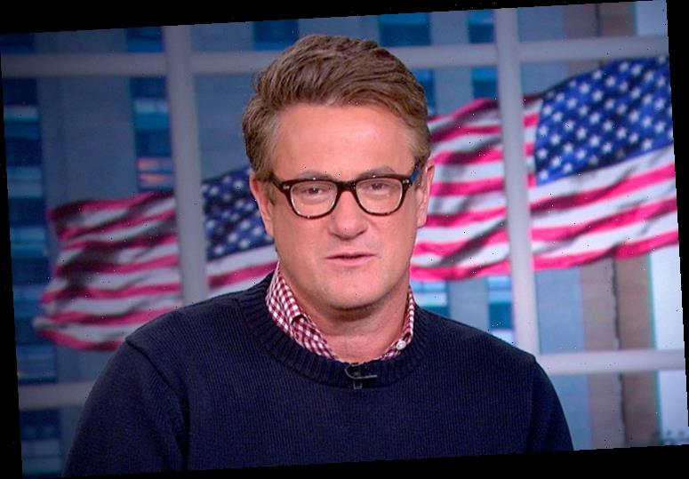 'Morning Joe' Producer Posts Powerful Capitol Riots Opening, Joe Scarborough Later Drops F-Bomb In Policing Segment