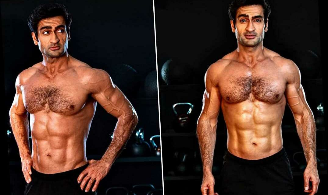 Kumail Nanjiani's new buff body sparks steroid, racism accusations