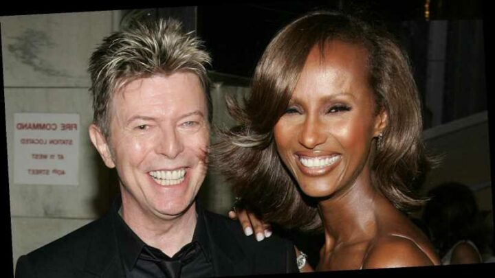 The Truth About David Bowie And Iman's Marriage