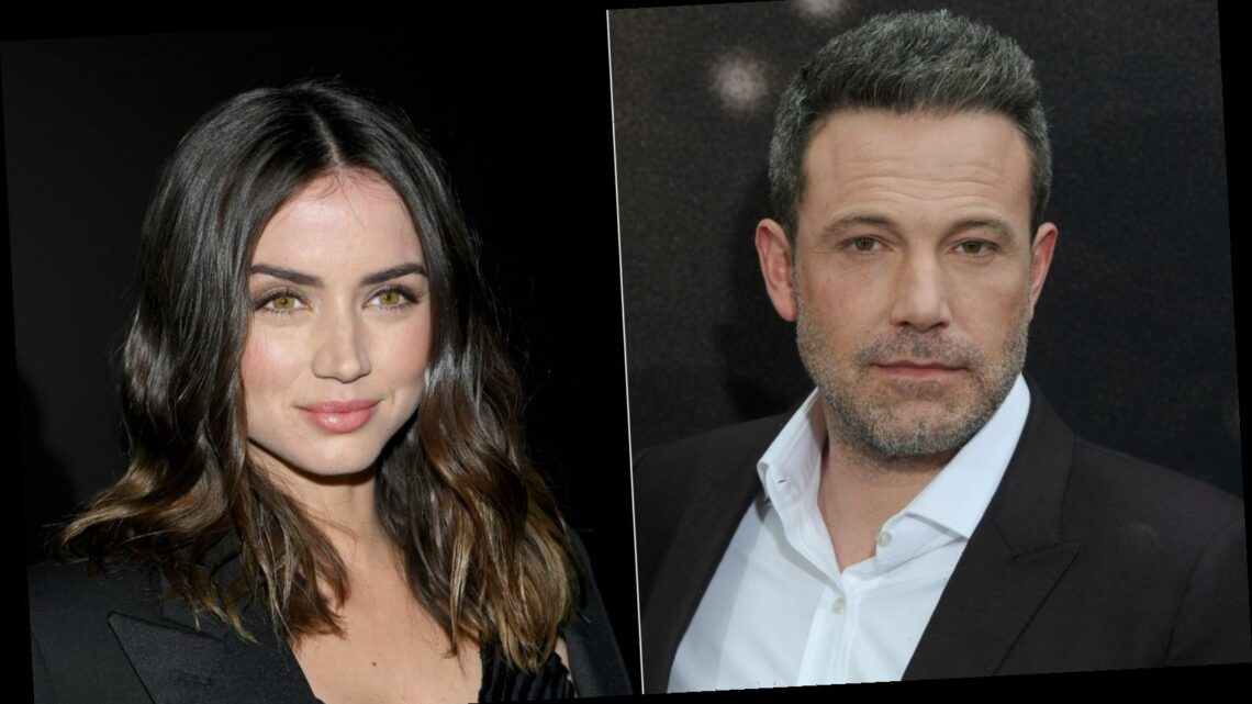 Why There Are Rumors Ben Affleck And Ana De Armas Are Having Issues