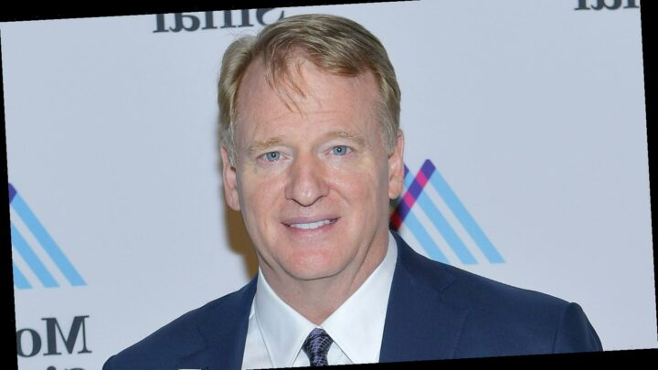 How Much Is Roger Goodell Worth? – Nicki Swift