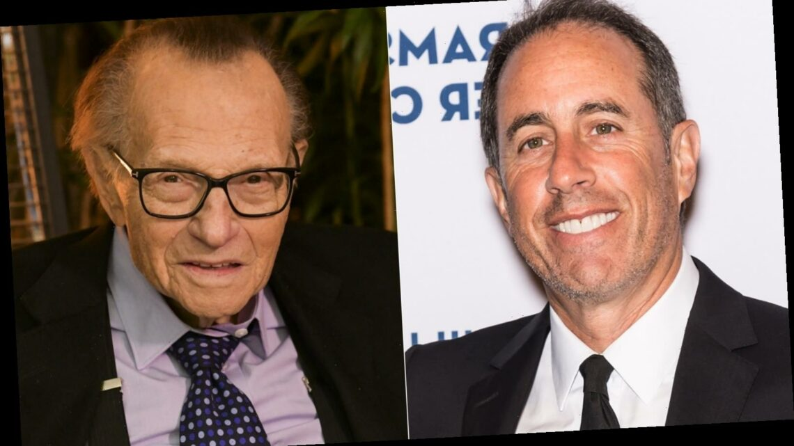 The Jerry Seinfeld Interview On Larry King Live We'll Never Forget