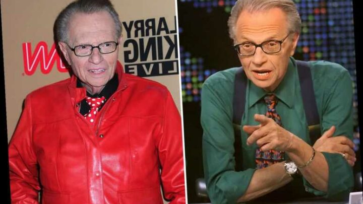 Larry King tributes latest – Celebrities pay respects as US talk show host dies