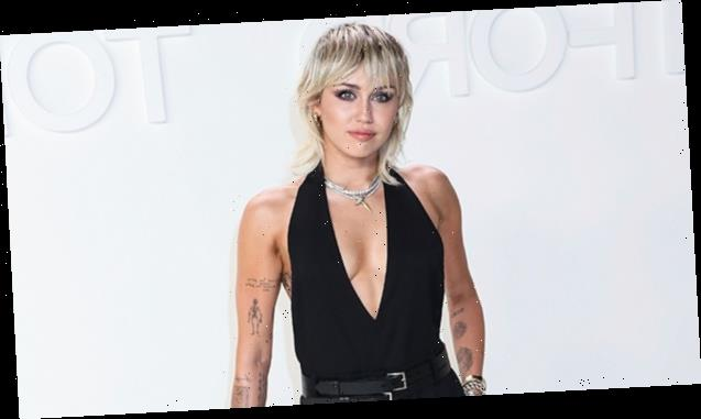 Miley Cyrus Reveals Why She's More Into Women Than Men In Raunchy New Interview