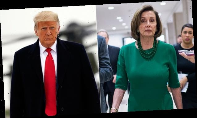 Nancy Pelosi Celebrates Trump No Longer Being President On Biden's 1st Full Day: 'Thank God'