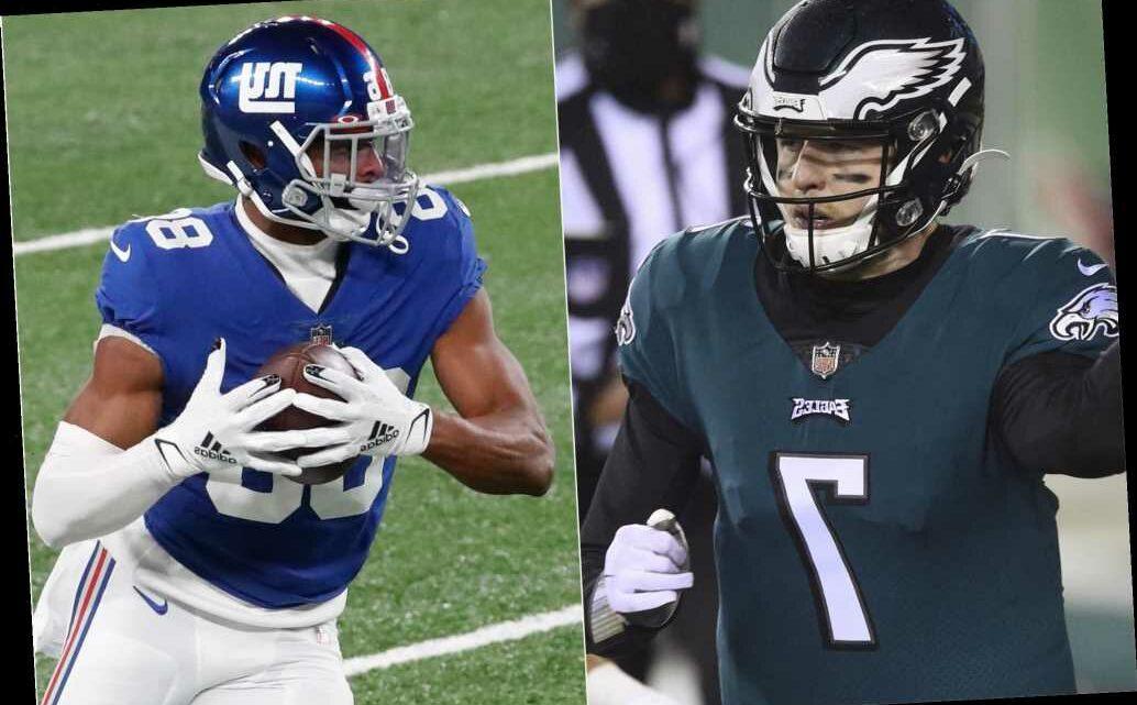 Giants players, Eli Manning livid over Eagles' shenanigans