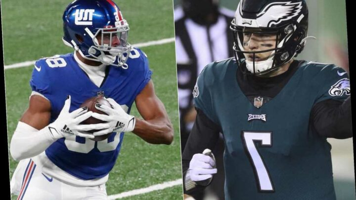 Giants players, Eli Manning livid over Eagles' shenanigans