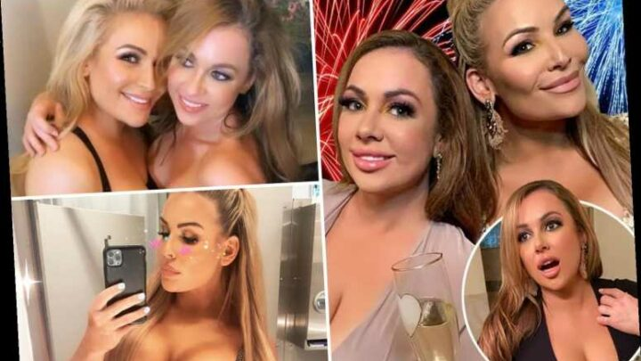 WWE veteran star Natalya and sister Jenni vow not to wear underwear during 2021 in latest YouTube video