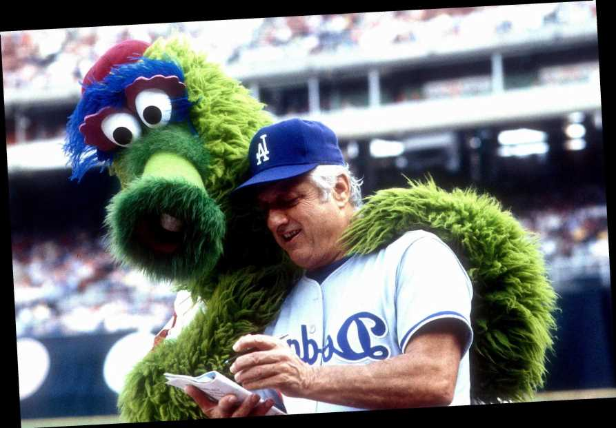 Reliving Tommy Lasorda's legendary rants — and shocking Phanatic feud