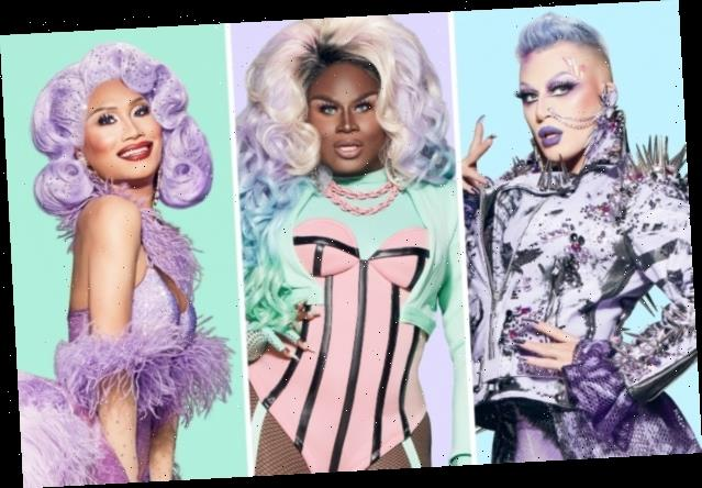 'RuPaul's Drag Race' Queens Reveal Their Original Drag Names (Video)