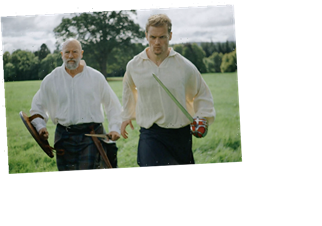 Men in Kilts' Sam Heughan and Graham McTavish Go on a Kilt Trip in Full Trailer — Find Out When It Will Premiere