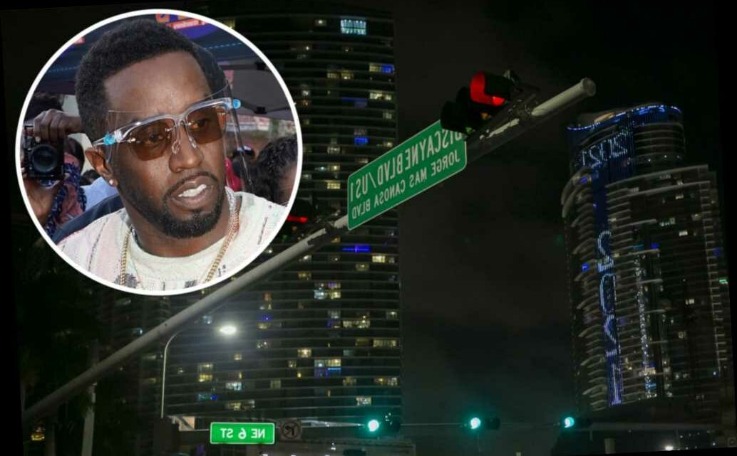 Celebrities continue partying through the pandemic in Miami