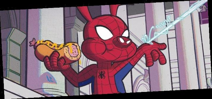 Superhero Bits: 'Spider-Ham' Gets a Graphic Novel for Kids, Buy the Strucker Watch from 'WandaVision' & More