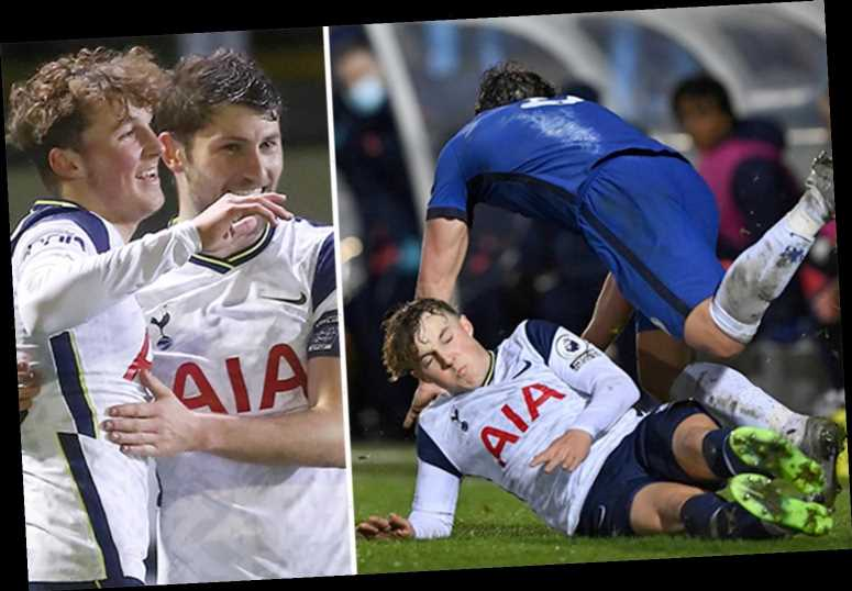 Tottenham wonderkid Alfie Devine, 16, was released by Liverpool before becoming youngest ever Spurs goalscorer
