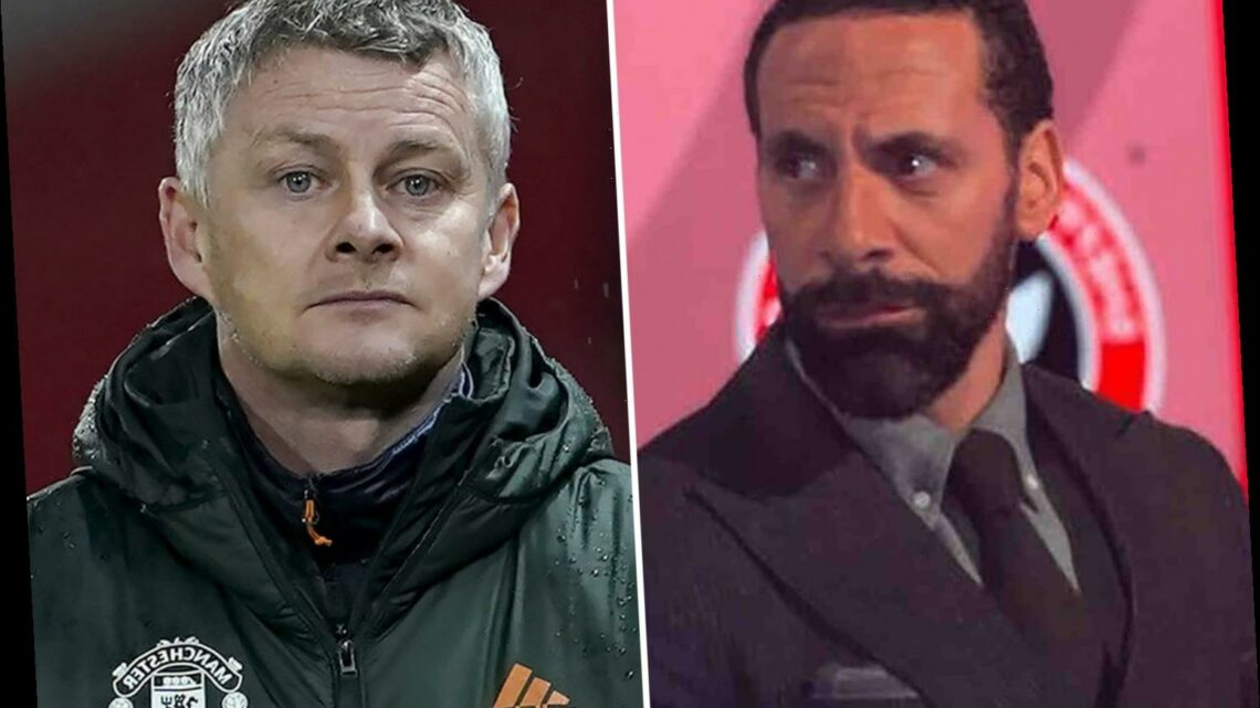 Rio Ferdinand blasts 'lifeless' Man Utd after Sheffield Utd dent titles hopes as icon rages at flop performance