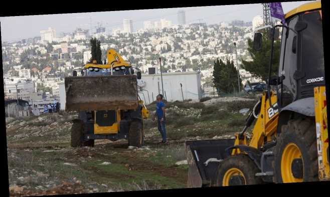 Israel announces new settlement homes in the West Bank