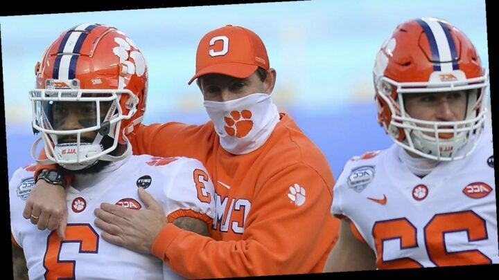 Clemson's Dabo Swinney faces criticism from LeBron James, others after loss to Ohio State
