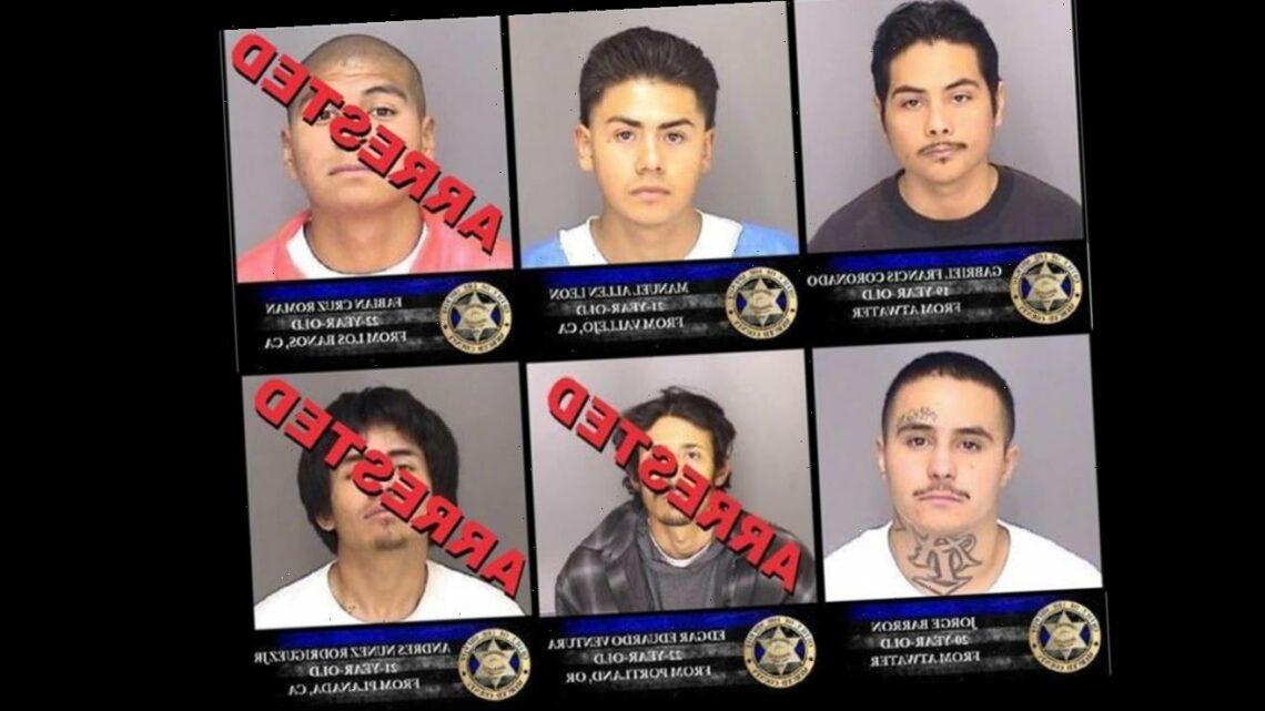 3 escaped California inmates recaptured, manhunt still on