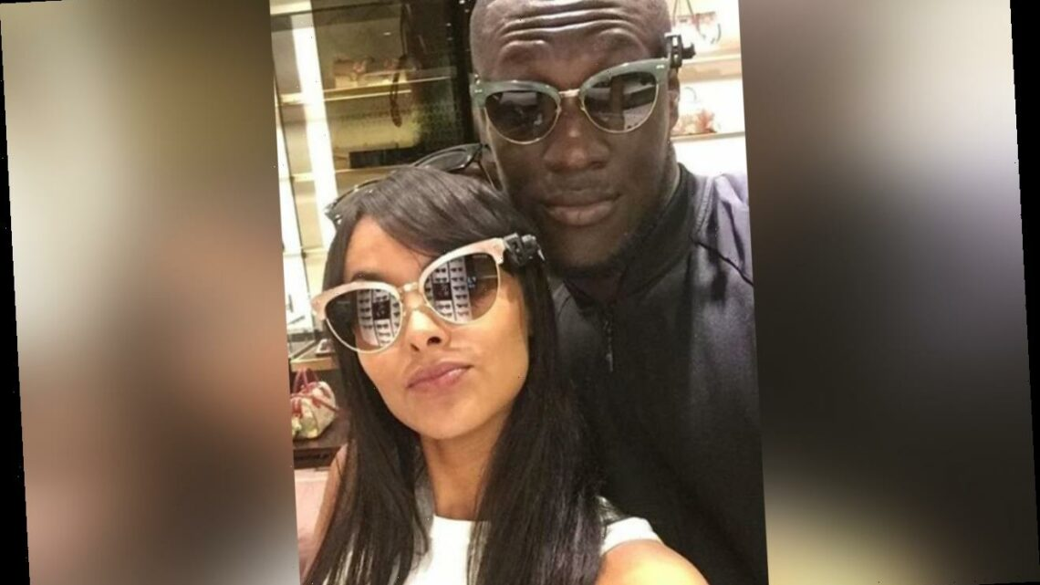 Stormzy Allegedly Spent Christmas With His Ex Maya Jama